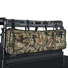 Truck UTV Rifle Case Shotgun Double Storage Hunting 2 Guns Camo Bag Carrier New