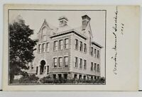 Dayton Pa Dayton Normal Institute c1906 Pennsylvania Postcard M11