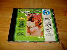 """""""what Color Is Love"""": fantastiche Hits & artista, 16 Hits, CD audio, CD, CD MUSICALE!"""