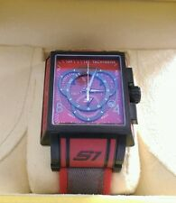 RARE RED/BLACK Invicta S1 Rally: Touring Edition; 12 hour Diver's Watch