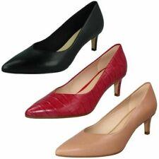 Ladies Clarks Court Shoes 'Laina55 Court'
