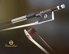 NEW CodaBow Diamond NX Carbon Fiber Violin Bow, 10-Year Warranty