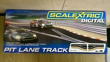 SCALEXTRIC Digital C7014 Pit Lane Track Left Hand Pack
