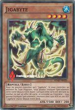 ♦Yu-Gi-Oh!♦ Jigabyte (Eau-Reptile-Magicien) : SDMP-FR020 -VF/COMMUNE-