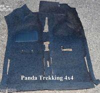 FIAT PANDA TREKKING 4X4 CARPET UPHOLSTERY PREFORMED 4 RUOTE MOTRICI