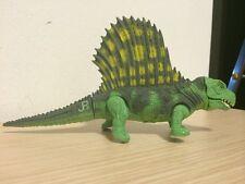 Action Figure Jurassic Park Dinosauro Dimetrodon Spinosaurus Raro Da Collezione