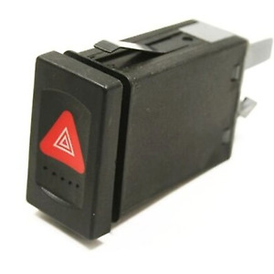 Hazard Warning Switch and Relay for VW Passat 3B 1997 to 2005 3B0953235D Fits T4