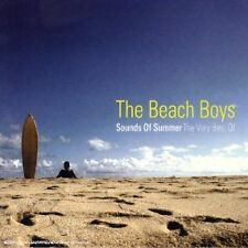 Sounds Of Summer: The Very Best Of - The Beach Boys CD EMI MKTG
