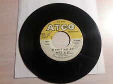 Ben E. King - Spanish Harlem / First Taste of Love 45 RPM