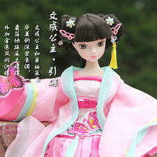 Pretty China Ancient Wencheng Princess III Of Kurhn Chinese Barbie Doll Figure