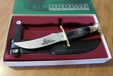 CASE XX New Buffalo Horn Handle Fixed Blade Kodiak Knife/Knives
