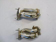 OBX Turbo Dump Pipe For Nissan Skyline Twin Turbo R32 / R33 / R34 GTR RB26DETT