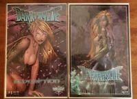Darkchylde Redemption Comics  #1 #2  NM DARKCHYLDE ENTERTAINMENT
