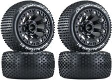 Duratrax Equalizer ST 2.2 Mounted Tires / Wheels (4) Traxxas 1/16 E-Revo Summit