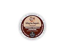 Gloria Jean's French Vanilla Supreme Coffee Keurig K-Cups 24-Count