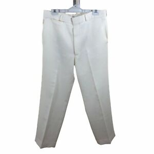 Robert Bruce Super Press Men's Lawn Bowls Pants/Trousers W33 L29