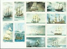 In Plastic Sleeves Collectable Cigarette Cards