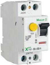 2P 40 A, RCD Switch, Trip Sensitivity 30mA, DIN Rail Mount PXF PXF-A