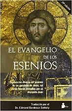 El evangelio de los esenios. NUEVO. Nacional URGENTE/Internac. económico. RELIGI