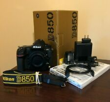 Used Nikon D850 45.7MP Digital SLR Camera (Body Only) #547