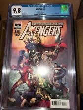 Avengers (Volume 7) #11 CGC 9.8 Conan variant Black Panther free shipping