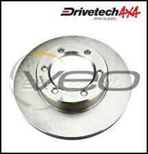 DRIVETECH 4X4 FRONT DISC BRAKE ROTOR FITS TOYOTA HILUX LN167R 3.0L 8/97-7/05
