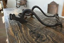 Early M1859 Cavalry Curb Bit Allegheny Arsenal 1861 Confederate?
