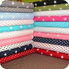 """1 - 2 Metres Spotted 46 - 59"""" Craft Fabrics"""