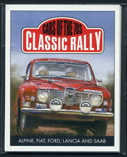 classique RALLYE Cars of the 1970s - COLLECTIONNEURS CARTE Ensemble - Inc.
