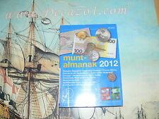MuntAlmanak 29.2012  Nederland All coins & Banknotes  1795-date. All Euro coins