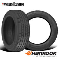 2 X New Hankook Kinergy ST H735 205/55R16 91H Touring All Season Tires