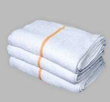 120 Large Stripe Terry Shop Towels Restaurant Bar Mops Towels 32oz New Unused