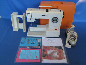 PFAFF 1199 COMPACT SEWING MACHINE just SERVICED and in EC!