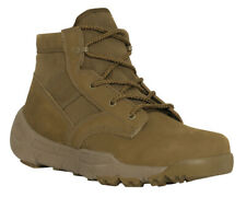 US Army Coyote Brown Military Boot Lightweight V-Max Combat Boots Rothco 5365