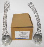 "(2)Thomas & Betts WMG-LT5 Wire Mesh Grip For 1-1/4"" Liquidtight Flexible Conduit"