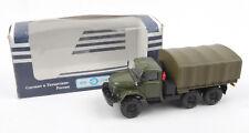 Vintage Elekon/Elecon (Russian/USSR/CCCP) 1/43 Zil 131 Army Truck * MIB *