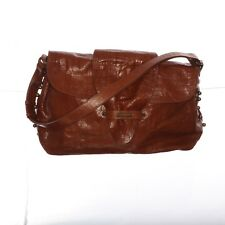 Lamarthe Paris Brown Calfskin Leather