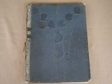 1935 THE DRAGON WAHS Warren Area High School - Pa - Yearbook - Free S/H