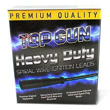 NEW TOP GUN LEAD SET - PREMIUM - PART TG8035 FITS-LAND ROVER - FREE AUS POST