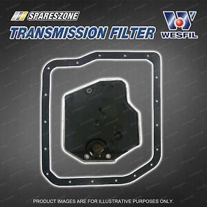 Wesfil Transmission Filter for Toyota Avensis Camry Celica Corolla Rav4 Tarago