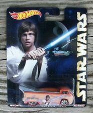 Hot Wheels 2015 Star Wars VW Volkswagon Hot Rod Drag Truck Luke Skywalker 1/64