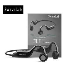 SwaveLab Flex Bone Conduction Wireless Headphones...