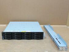 IBM Storwize V5000 2078-12E Expansion 12 x 4Tb 7.2k HDD's - 48Tb Total Storage