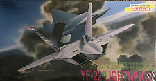 Dragon Models 1/72 YF-22 Lightning 2 (Rare Item) - DML-2508