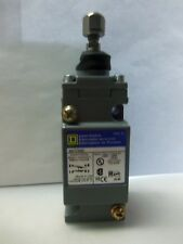 New Square D 9007AO36 Open Limit Switch 9007A036 Roller Plunger Position Type