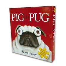 Scholastic Pig The Pug Storybook and Jigsaw Set