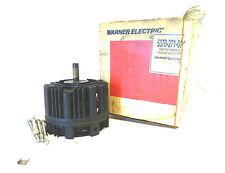 NEW WARNER ELECTRIC 5370-271-005 CLUTCH MOTOR UM 50-1040  5370271005