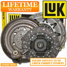 Volvo S40 V40 1.9D Dual Mass Flywheel +3Pc Clutch Kit 100 115 Bhp 1.9 D 00 - 03