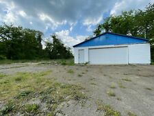 TRUSTEE SALE! GARAGE WITH LAND ON HIGH TRAFFIC U.S. 30 WEST-28,000 CARS PER DAY