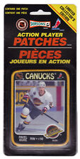 1993 PAVEL BURE VANCOUVER CANUCKS NHL HOCKEY PLAYER PATCH MINT IN ORIGINAL PACK